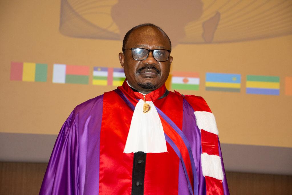 Visite de travail du Secrétaire Général du CAMES en Côte d'Ivoire